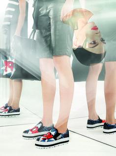 Fornarina ss15 Shoes ADV campaign #Pop #Fornarina #myFornarina #FashionPhotography