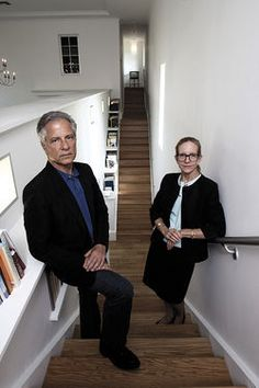 Andres Duany and Elizabeth Plater-Zyberk