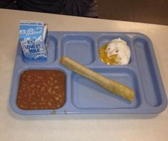 Would Michelle Obama feed this to HER kids? Many complaints about Michelle`s lunch program..