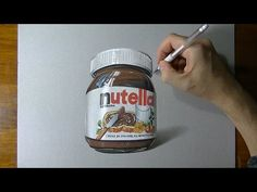 A glass jar of Pickles - Gherkins realistic drawing - YouTube