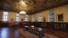Armstrong Browning Library at Baylor University in Waco, Texas, was named one of America's Most Beautiful College Libraries by BBC Travel!