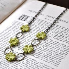 #crochet #jewelry