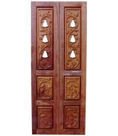 Wooden Door Design, Main Door Design, Wooden Doors, Pooja Room Door Design, Design Bedroom, Modern Exterior Doors, Cnc Cutting Design, Double Entry Doors, Puja Room