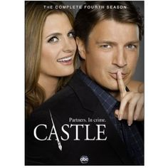Castle: The Complete Fourth Season #DVD #Movies #Film #DVDs #Gift #Christmas #Wishlist #TV #Movie #Shows #Comedy #Funny