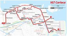 File:Map of the VLT Carioca - Rio de Janeiro Light Rail.(LRT Rio)