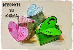 Empaques de regalo para San Valentín , post colaborativo   Aprender manualidades es facilisimo.com