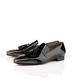 Christian Louboutin comes to mens.