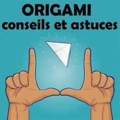Conseils pour bien débuter l'origami avec les enfants !!