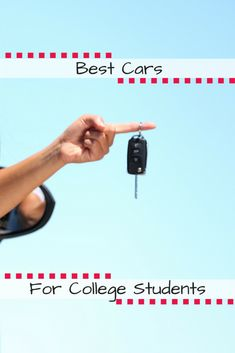 You can save money, time and headaches by choosing one of The 5 Best Cars for College Students https://www.consumerismcommentary.com/the-5-best-cars-for-college-students/