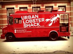 Urban Lobster Shack Food Truck finds its way to Soho.