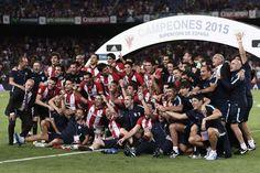 @Athletic Club Campeón de la Supercopa de España 2015 #9ine