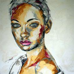 Charlene Van Den Eng - captivating eyes