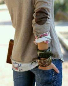Layers and bracelets