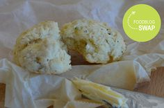 Elke Hap: Foodblogswap juni: Hartige scones