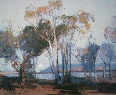 sydney long artist | Sydney Long (1871-1955) Australia