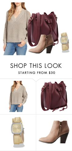 """Sin título #383"" by juanita200321 on Polyvore featuring moda, Leith, David Yurman y Charlotte Russe"