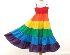 rainbow dress - Google Search