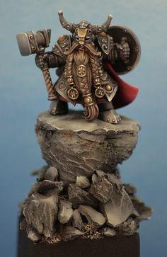 Belegar the dwarf King - Tiny_People