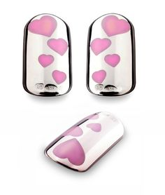 BOHEM Nails Pretty in Pink Flutter - The Flutter symbolizes friendship, family and most of all – LOVE. Stand out and show off with BOHEM's Pretty in Pink Flutter! A most desirable #ValentinesDay gift for her.