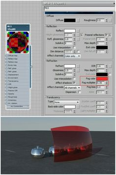 Vray glass object / Making Of 'SLS AMG' By Dai Xinqi