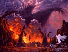 :Ted Nasmith - The Shadow of Sauron.jpg
