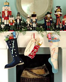 nutcracker stockings