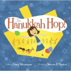 Book, The Hanukkah Hop by Erica Silverman