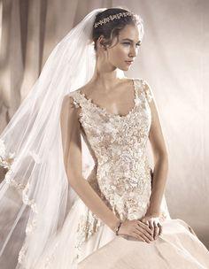wedding dress sansa