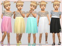 melisa inci's Toddler Sequin Dress
