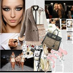 like fashion, backstage, and catwalk, ok!, created by thedreamthief on Polyvore