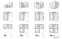 Galería de San Luis Potosí: Prototipo de vivienda de autoproducción asistida para INFONAVIT - 3