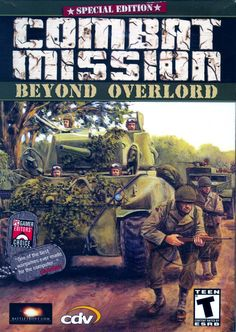 Combat Mission Beyond Overlord Game Download PC Full Version For Free- GOG Is Here Now. It's A Strategy Full PC Game Free Download, PC Game Download, Highly Compressed PC Game Download, Full Version Game, Download Full Version Now Here.