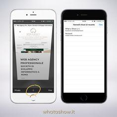 8bf4140c5 Con iOS 10 puoi recuperare i pannelli su Safari chiusi! Ecco come  Safari   pulsante Pannelli in basso a destra  tieni premuto sul