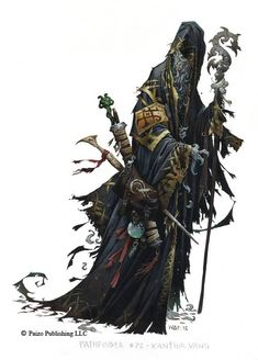 64 Ideas fantasy art magic wizards character design for 2019 Dark Fantasy, Fantasy Rpg, Dungeons And Dragons, Character Concept, Character Art, Concept Art, Fantasy Inspiration, Character Inspiration, Wayne Reynolds