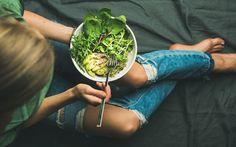 Ny studie - vegetarianer drabbas oftare av depression