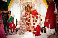 Gujarati Wedding - Sona Photography - Florida Hindu Indian Wedding