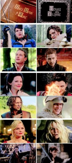 The awesome cast of Once in awesome Eps of Once S4