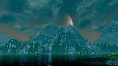 Goodnight moon #games #Skyrim #elderscrolls #BE3 #gaming #videogames #Concours #NGC
