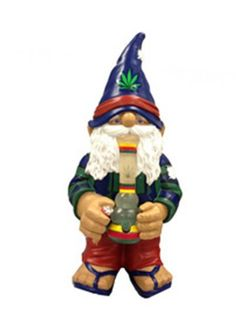 You have got to be kidding me. Does your mother know about this. There is a whole LINE of naughty gnomes. Sweet jesus. BONG GNOME Team Beans http://www.amazon.com/dp/B00EPLWRZG/ref=cm_sw_r_pi_dp_FAT7tb1GZ1JFW