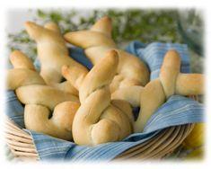 bunny rolls for easter dinner.