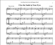 $3.00 Harp Music:I See the Smile in Your Eyes