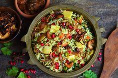 Kashmiri Pulao With Coconut Milk Recipe