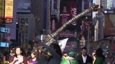 The Iron Horde Invades Times Square  http://www.videogamingvault.com/  #worldofwarcraft #wow