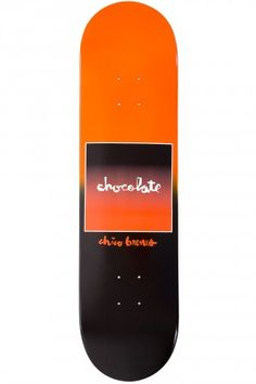 Chocolate Brenes Fader 8'' Deck |