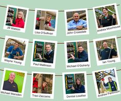 October 2016 celebrates 20 years at our head office site in Haverthwaite! Read our story about it and meet our longest serving members of staff! 20th Anniversary, 20 Years, Photo Wall, October, Meet, History, Reading, Celebrities, Photograph