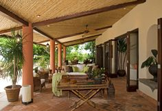 Tropical Decorating Ideas | Startling Patio Ideas decorating ideas for Attractive Patio Tropical ...