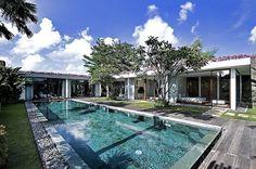 Seminyak luxury holiday rental, Ziva Luxury | Amazing Accom Bali Luxury Villas, Balinese Garden, Dream Pools, Luxury Accommodation, Luxury Holidays, Open Plan Living, A Boutique, Modern Design, Mansions
