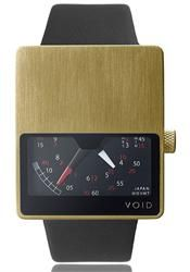 Void V02GO Gold Watch - The Coolest Watches from Watchismo.com