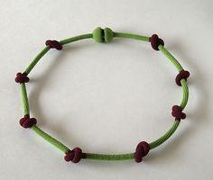 Yael Krakowski, Knots Necklace