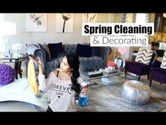Spring Cleaning & Decorating - MissLizHeart